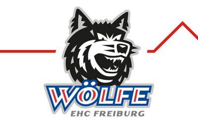Unser Team drückt die Daumen! Wagner Dienstleistungen in Freiburg unterstützt den EHC Freiburg als Premium-Partner