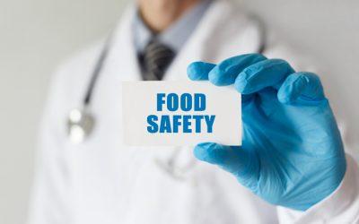 Lebensmittelhygiene für hygienische Verarbeitung und Lagerung