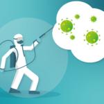Desinfektion vom Fachbetrieb