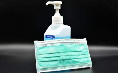 Desinfektion in professionelle Hände legen