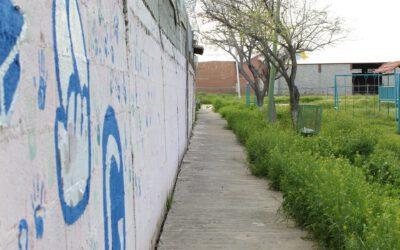 Graffiti-Entfernung ist nachhaltige Instandhaltung